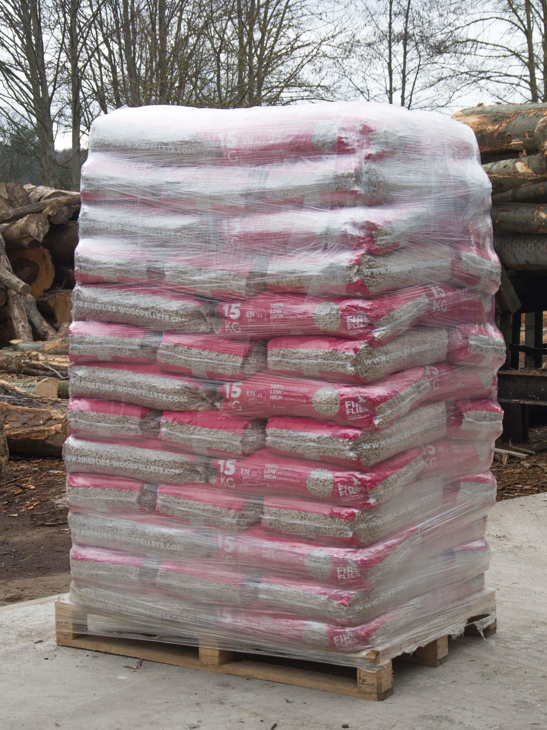 Premium Holz Pellets Brennholzwerk
