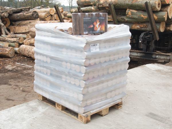 Pollmeier Bruch im Big Pack bei Brennholzwerk
