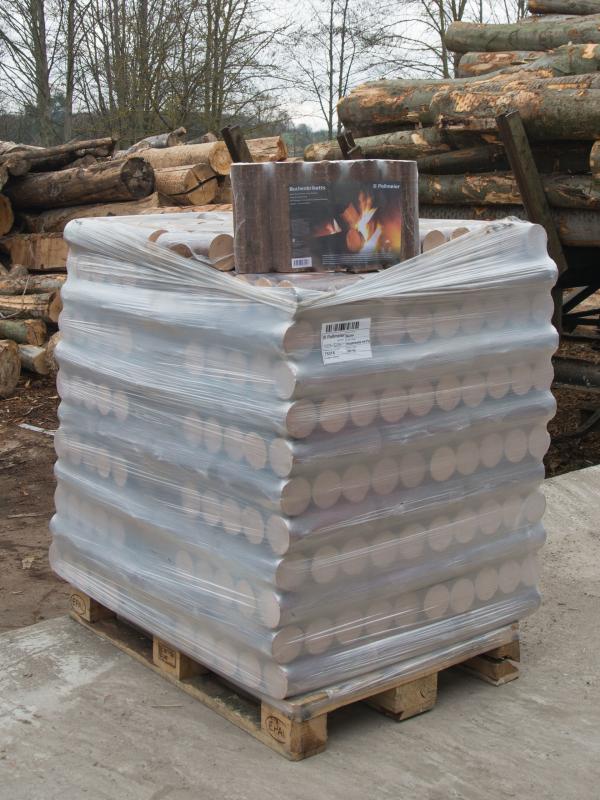 Pollmeier Briketts kaufen bei Brennholzwerk