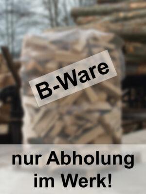 Buchenbrennholz B-Ware Brennholzwerk Fulda Abholung